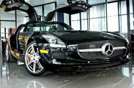 2011 Mercedes-Benz SLS AMG Base