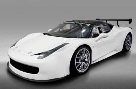 Ferrari 458 Italia Coupe RWD