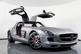 Mercedes-Benz SLS-Class AMG GT