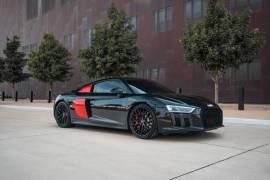 Audi R8 V10 Akrapovic exhaust